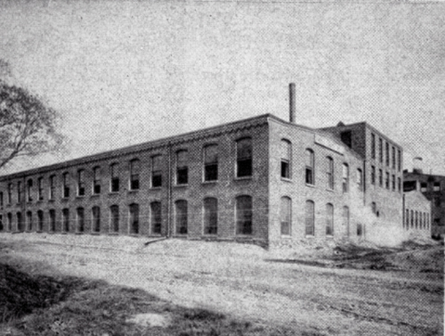 Old Philadelphia mill is dated June 15, 1891. It was known as the Amber Carpet Mills.